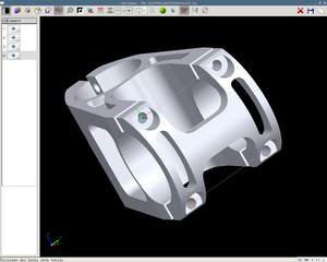 DXF converter – Importing contours and machining options